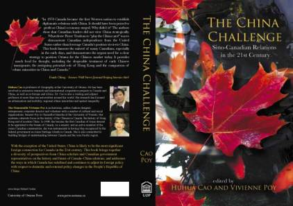 The China Challenge for Ottawa University Press