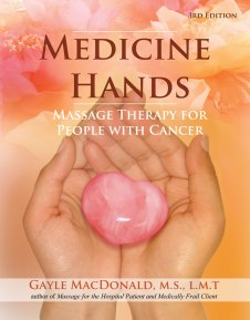 Medicine Hands for Findhorn Press