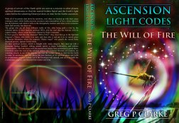 Ascension Light Codes for Greg Clarke